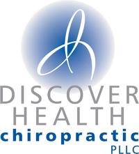 Discover Health Chiropractic Company Logo by Reanna Plancich, DC in Seattle WA